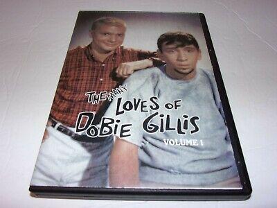 The Many Loves Of Dobie Gillis DVD (2Episodes) Caper at Bijou & Best Dressed