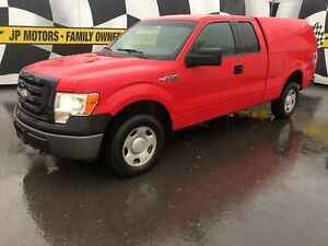 2009 Ford F-150 XL, Extended Cab, Bluetooth, 4x4, 133, 000km