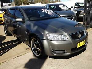2013 Holden Commodore OMEGA Automatic Wagon Leumeah Campbelltown Area Preview