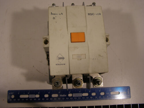 Benshaw RSC-150 Magnetic Contactor 210 Amp 60 Day Warranty + Free Ship