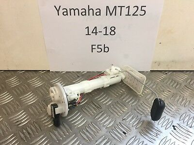 <em>YAMAHA</em> MT125 14 18 FUEL PUMP PETROL SENDER  NO DAMAGE BREAKING SPARE