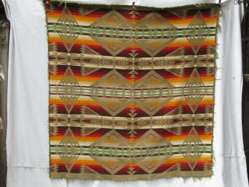 Antique Pendleton Trade Blanket 1920