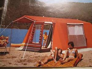 Marechal French Family Tent Burwood East Whitehorse Area Preview