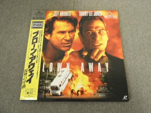 Blown Away - Laser Disc - OBI JAPAN LD 2disc