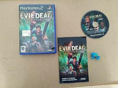 Evil dead regeneration ps2 PAL ITA ESP COMPLETO Sony PlayStation ps 2 3 segunda mano  Embacar hacia Spain