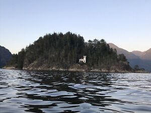 Entire private island and fishing cabin in Nootka Sound for rent