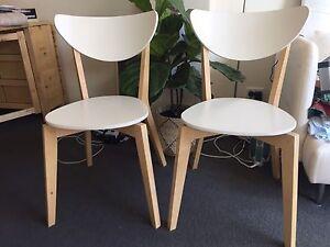 IKEA Chairs x 2 Centennial Park Eastern Suburbs Preview