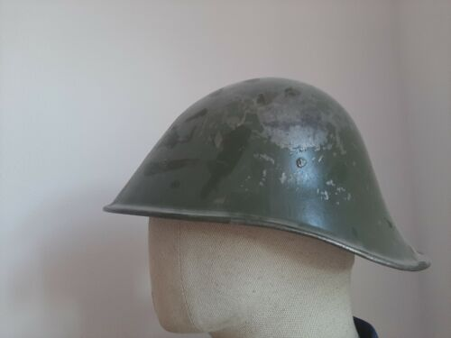 Romanian helmet   WWii duch M27 very  rare model