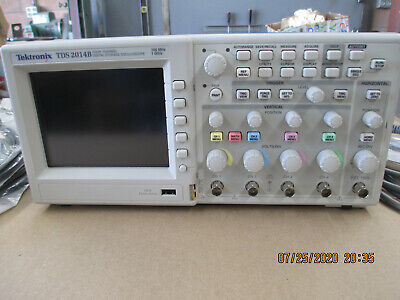 Tektronix Tds2014b Digital Oscilloscope 100mhz New