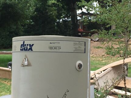 Dux electric hot water system  315 Ltr $275