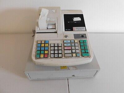 Sanyo Er-3720 Cash Register - Powers On - Gives An E12 Error