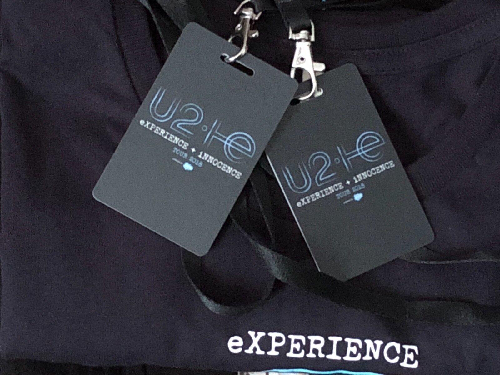 U2 Berlin 2 x Collectorticket, Unterrang PK5, Nachholkonzert 13.11.18 +1T-Shirt