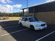 2001 Subaru Forester GT  Kellyville The Hills District Preview