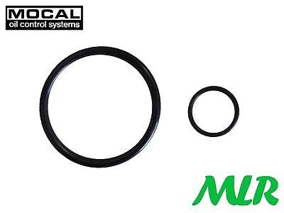 MOCAL MO1 TOPO1 TOPO1F REMOTE OIL FILTER TAKE OFF PLATE SEALS O RINGS MLR.BNE