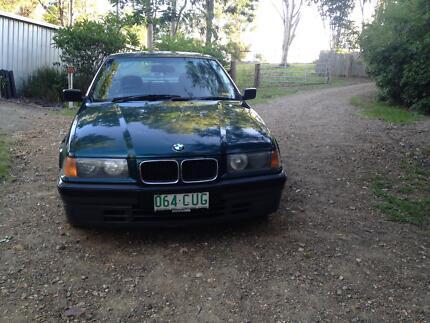 1994 BMW 318i Low Mileage Belli Park Noosa Area Preview