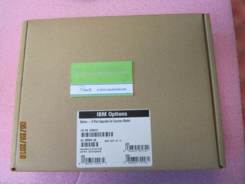 22R5078 - IBM SAN32B 8-Port Upgrade - Activation + 8 4Gb SFP