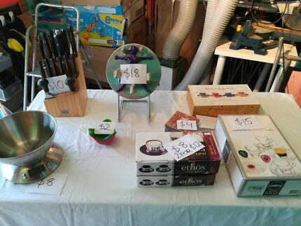 Various items for sale TOOLS,BABY GOODS,HOMEWARES,BAR FRIDGE MANY