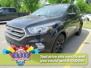 2017 Ford Escape SE 1.5l Ecoboost SE 4WD with Sport Appearanc...