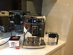 SAECO  XELSIS  Coffee Machine Tranmere Campbelltown Area Preview