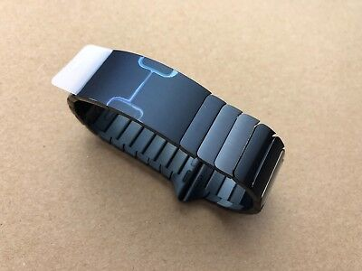 Genuine Original apple watch bands 38mm Link Bracelet - Black New
