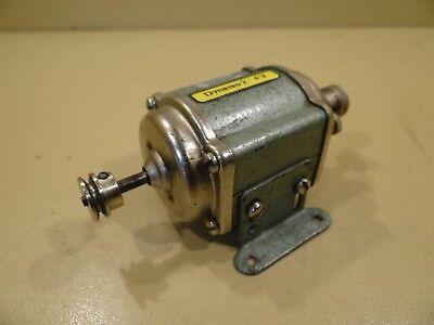 Wilesco Dynamo 2-4 Volt von einer D32el  /  Dampfmaschine #