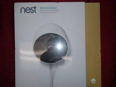 Nest NC2100ES Outdoor Security Camera