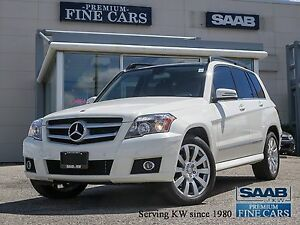 2010 Mercedes-Benz GLK350 Panoramic Sunroof/DVD Entertainment Sy