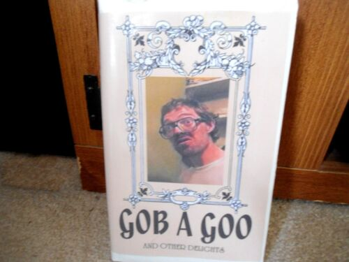 GOB A GOO * VHS * CULT * SOV * Weird Homemade* Found Footage *