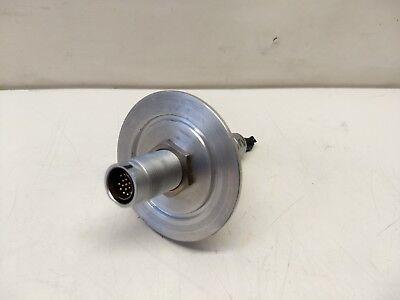 High Vacuum Nw50 Kf50 Electrical Feedthrough Flange