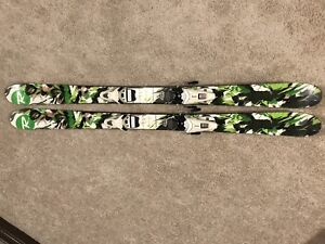 Rossignol Twin-tip skis
