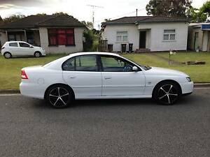 2003 VYII Holden Commodore Sedan 3M REGO+3YRS WARRANTY+1YR RSA Ingleburn Campbelltown Area Preview
