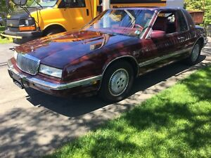 1989 Buick Riviera only 105,000 km