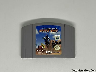 Top Gear Hyper Bike - EUR - Nintendo 64 - N64