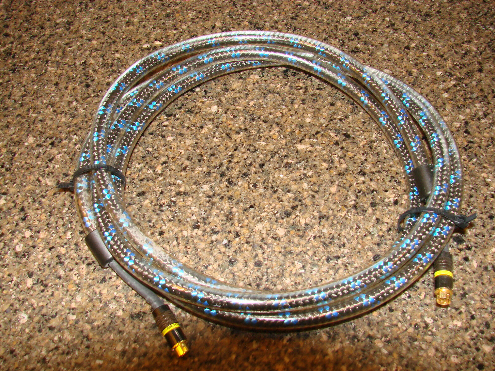 Straight Wire Mega HDS S-Video Cable, 3M Used Great Condition - $34.99