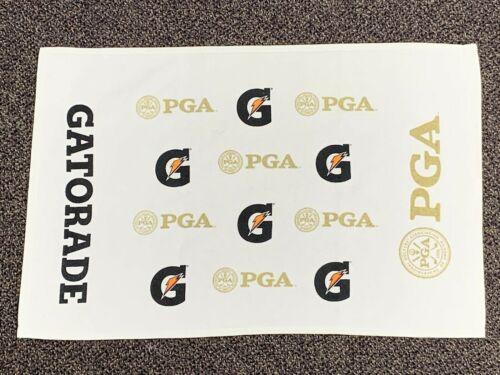 "(1) PGA Gatorade Towel - Brand New - 24"" x 16"""