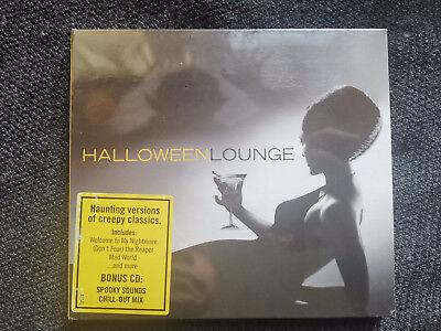 HALLOWEEN LOUNGE: HAUNTING VERSIONS OF CLASSIC SONGS + BONUS USA CD NEW](Classic Halloween Songs Cd)