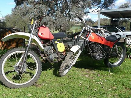 Vintage Montesas -125H Enduro / 348 Cota Best Offers for each Clarence Town Dungog Area Preview
