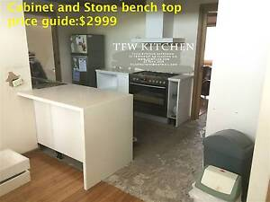 Complete Kitchen Cabinets + Hertiage Polyurethane Gloss WhiteDoor Clayton Monash Area Preview