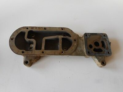 Detroit Diesel Oil Cooler Adaptor Plate 5123413 453 453t