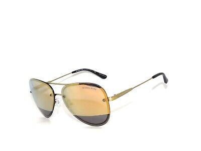 Michael Kors La Jolla 1026 11681Z Pale Gold Mirror Block Gold Mirror (La Jolla Sunglasses)