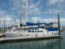 50' Bilge Keel Motor sailer Pialba Fraser Coast Preview