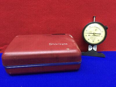 Starrett Bostomatic 640-431-s Dial Depth Gage Gauge