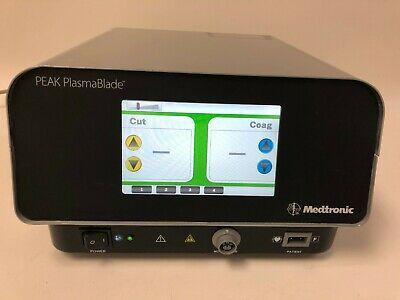 Medtronic Pulsar Ii Peak Plasma Blade Surgical Generator