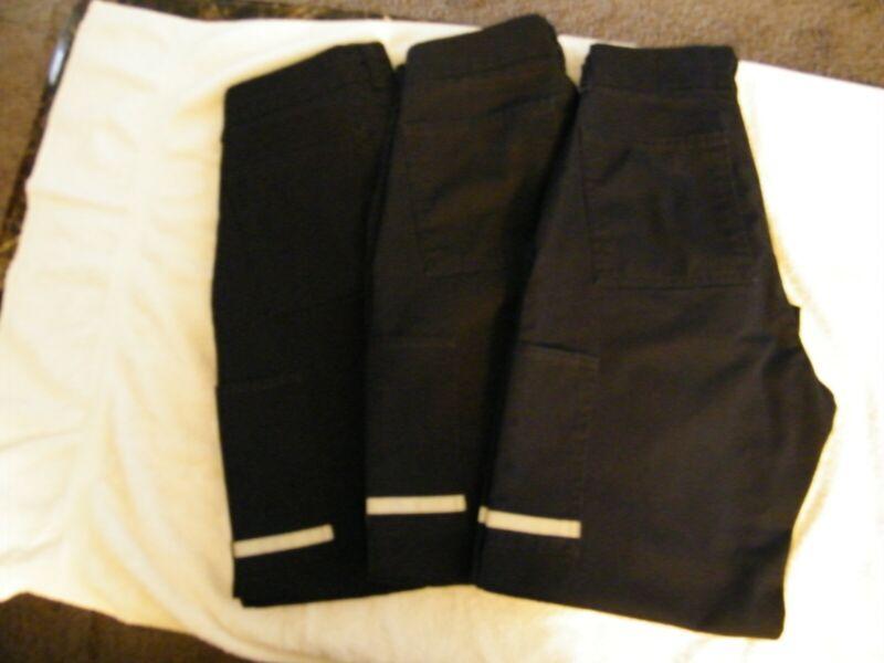 Fedex Uniform Pants , Pre-owned,28 Regular, Lot of 3 pants