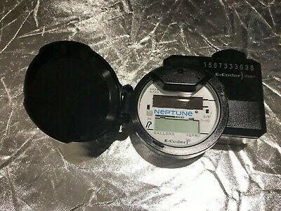 Neptune Rw2g13 R900 V4 E-coder Digital Water Meter Brand New