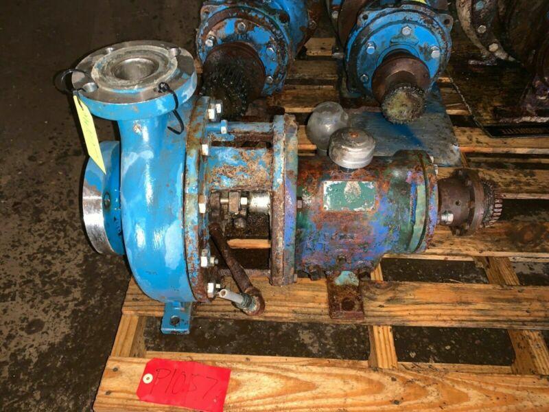 Goulds 3196 3x4-13 Centrifugal Pump DI 420 GPM