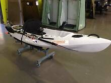 Aquayak Scout Kayak with Torqeedo Electric Motor Wagga Wagga Wagga Wagga City Preview