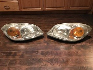 Chevrolet Cobalt/Pontiac G5 headlights