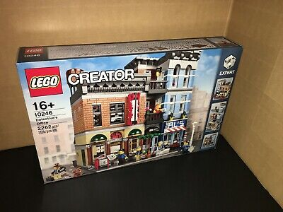 Lego 10246 Detective's Office Creator Expert - New And Sealed