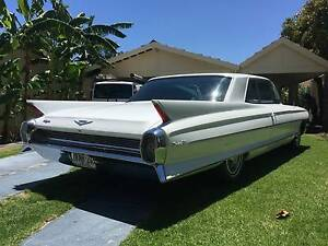1962 Cadillac Coupe de ville MUST SELL Underdale West Torrens Area Preview